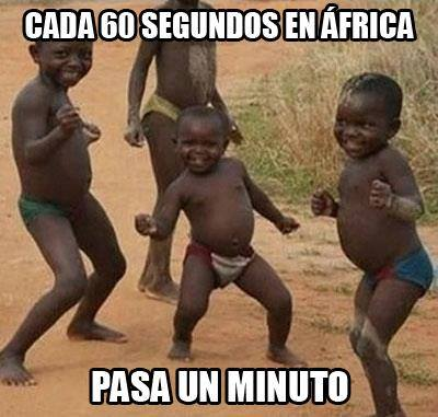 africa minuto