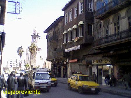 clock tower alepo