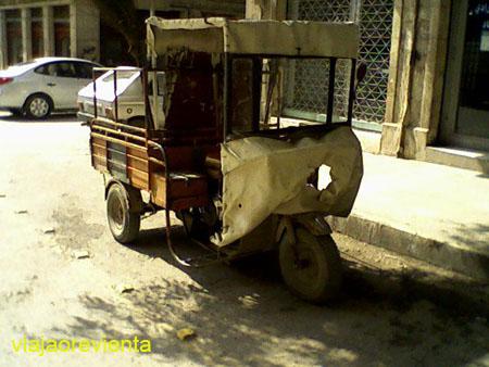motocarro alepo