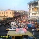 GHANA. POR LAS TRIPAS DE KUMASI