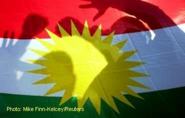 bandera kurda