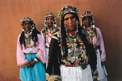 mujeres taghjijt