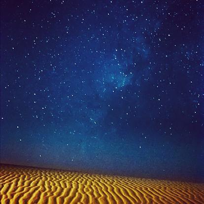 desierto estrellas