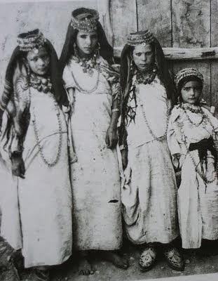 judios bereberes