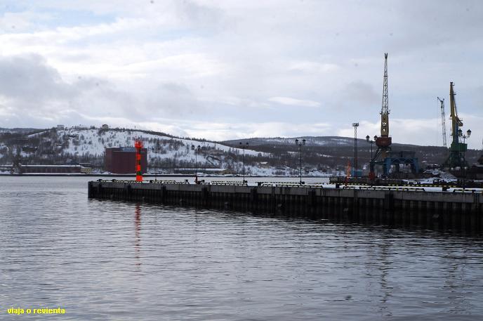 puerto de murmansk