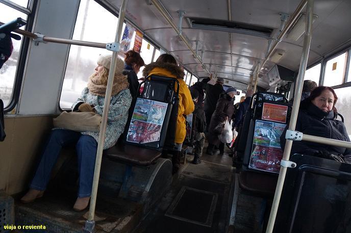 autobus murmansk