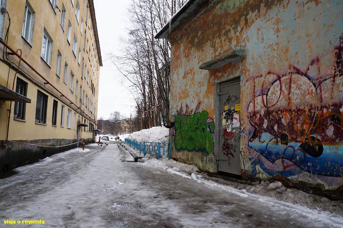 calle de murmansk