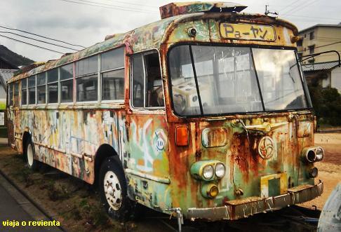 autobus japon