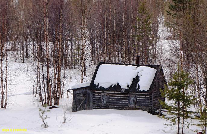 cabaña rusia