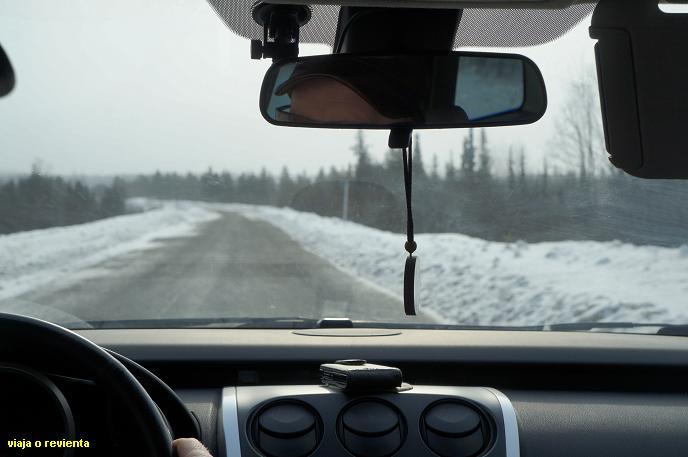 carretera a lovozero