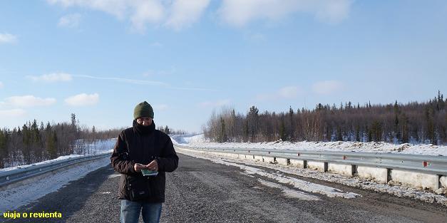 carretera lovozero