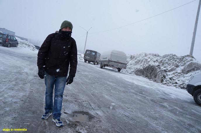 kirovsk road