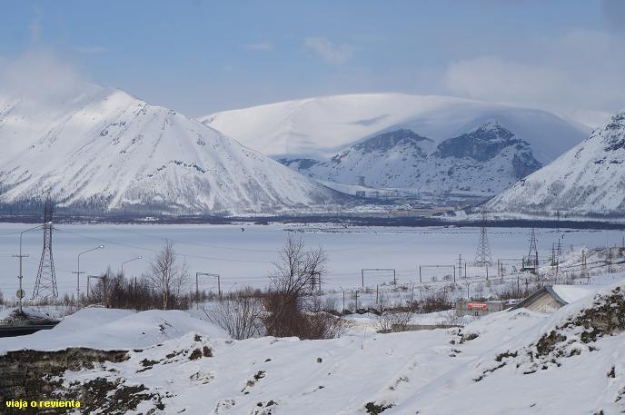 lago kirovsk