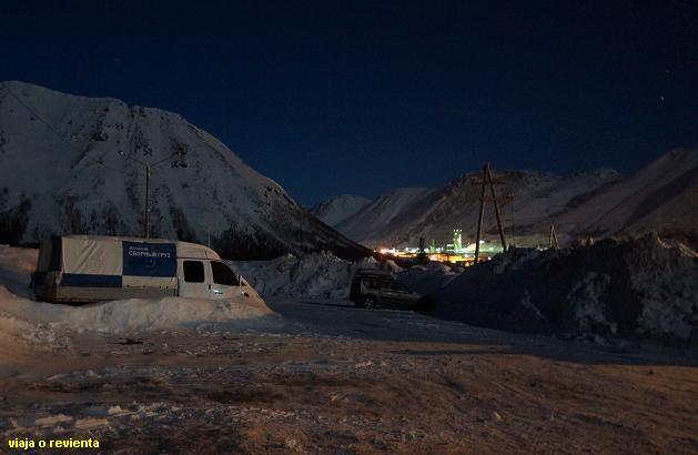 minas kirovsk