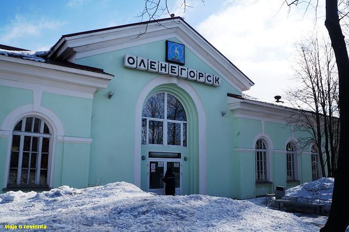 olernegorsk estacion
