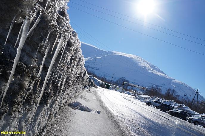 road kirovsk