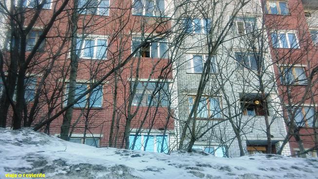 edificios rusia