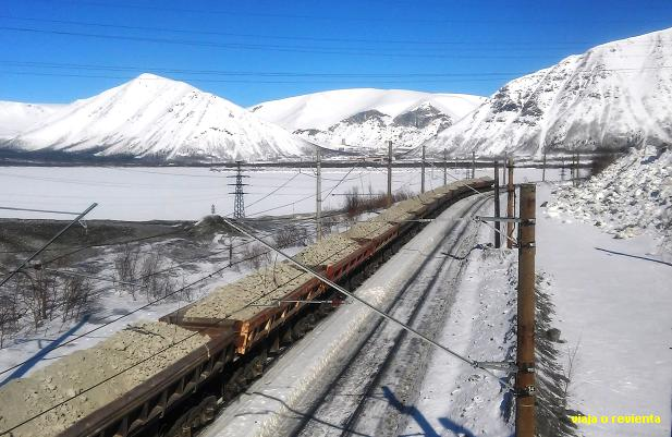 khibiny trains