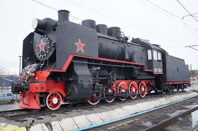 tren vapor rusia