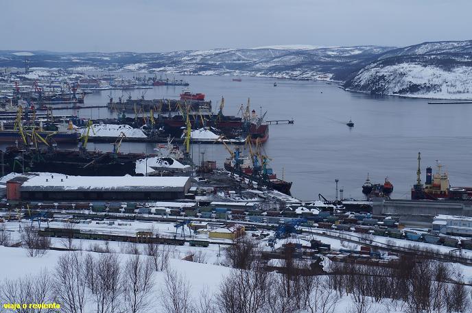 puerto murmansk
