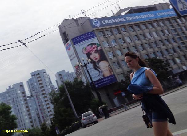 mujer khabarovsk