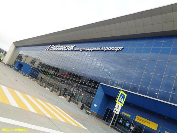 vladivostok aeropuerto