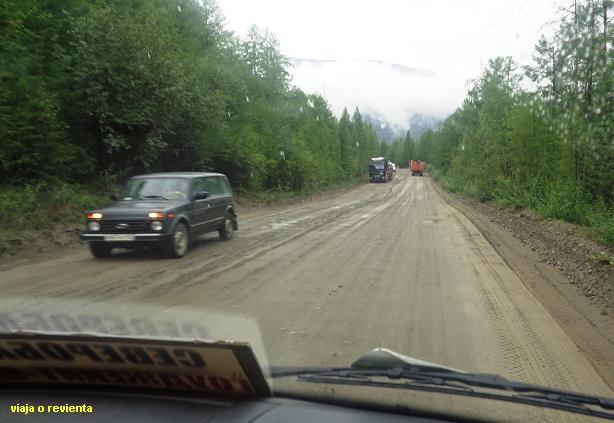 carreteras siberia