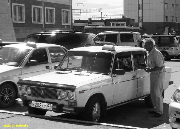 coche siberia