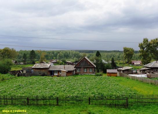 dacha siberiana