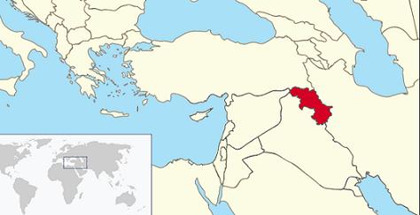 viaje kurdistan irak