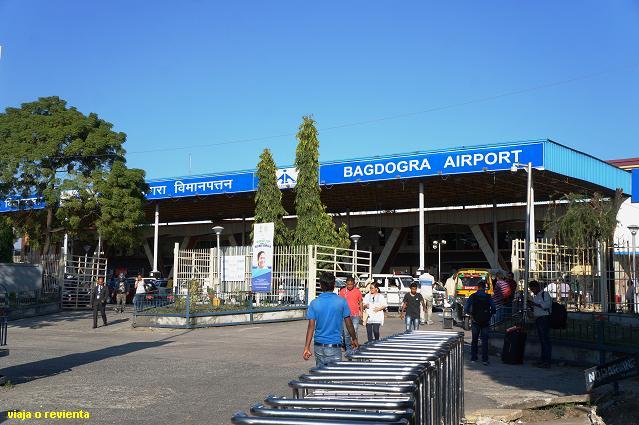 aeropuerto bagdogra siliguri
