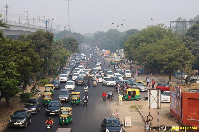 delhi mochileros