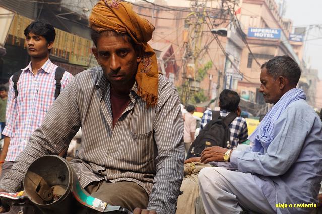 delhi viaje