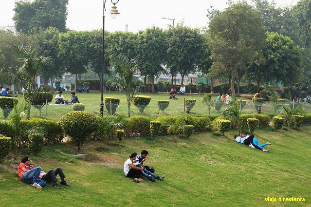 jardines delhi