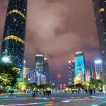 TREN DE HONG KONG A CANTÓN (GUANGZHOU)