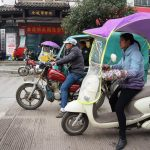CHINA EN MOTO, DE YANGSHUO A DAXU (GUILIN)