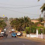 VIAJE POR GUINEA BISSAU. EL CENTRO DE BISSAU