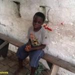 GHANA. ACCRA Y EL FARO DE JAMESTOWN